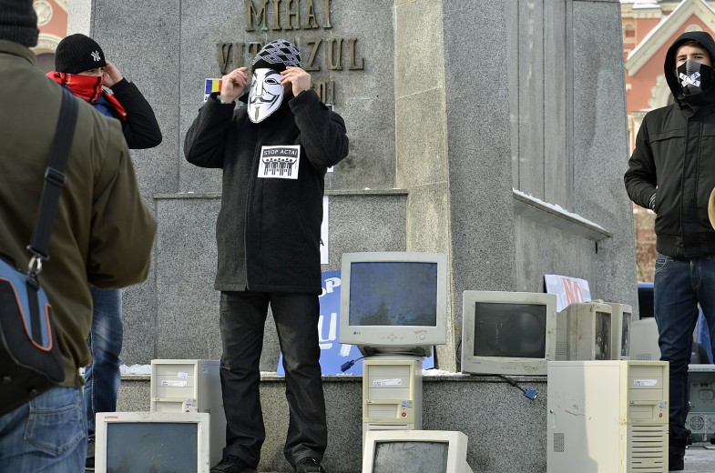 Spune: Nu ACTA!