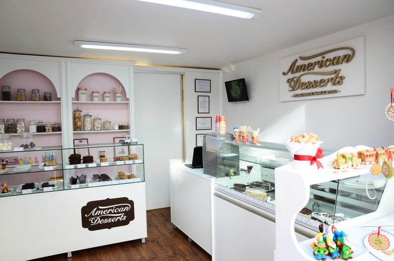 Amenajare cofetarie Oradea