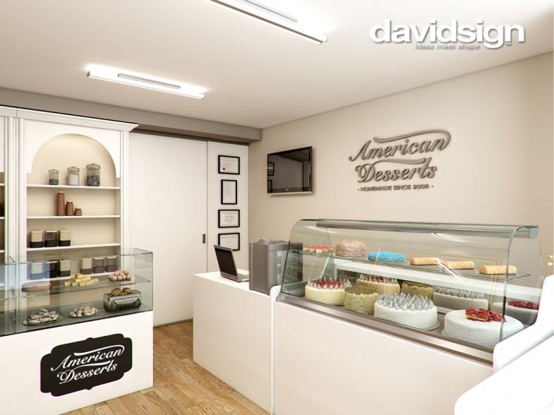 design interior cofetarie mica