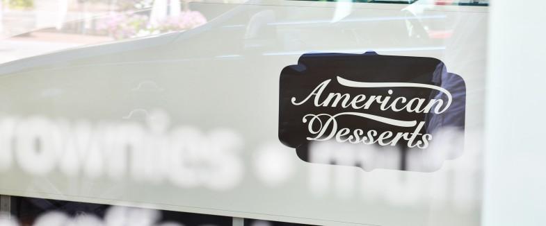 Identitate American Desserts