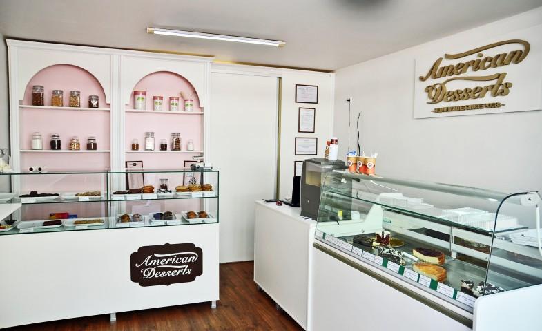 Design interior cofetarie
