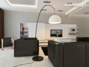 Living room design 2012