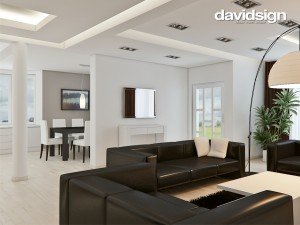 Design living room 2012