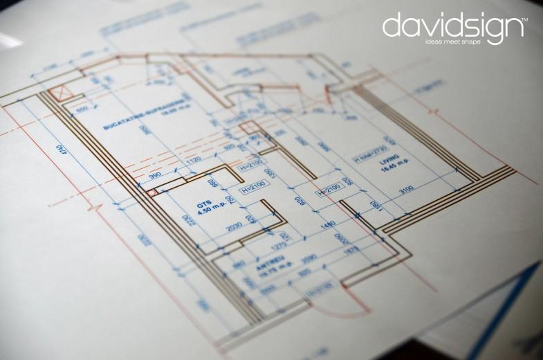 Plan apartament chisinau