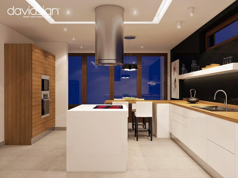 Design bucatarie moderna