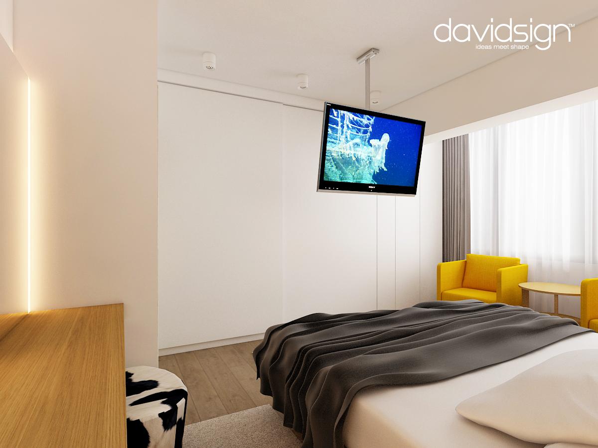 Dormitor matrimonial modern Design interior dormitor