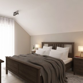 Amenajare dormitor oaspeti