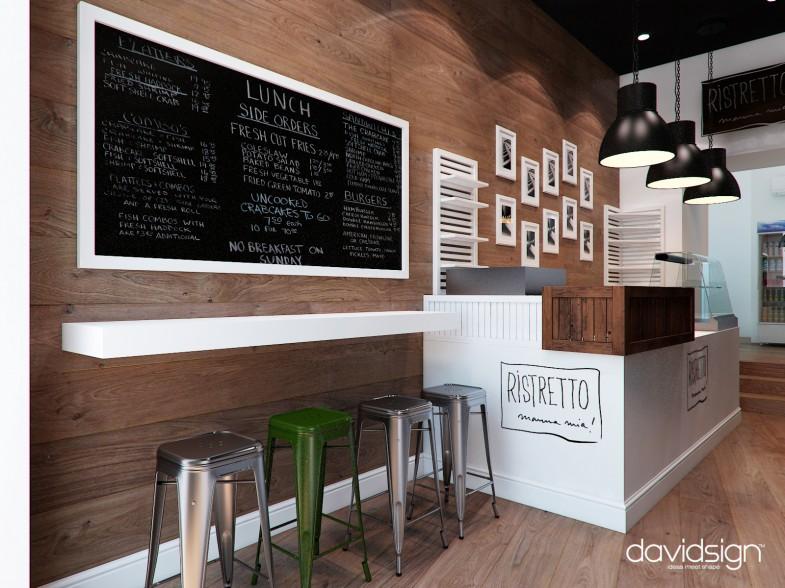 Proiect 3D cafenea Oradea
